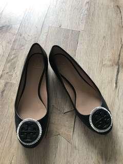 🚚 Tory Burch女低跟包鞋