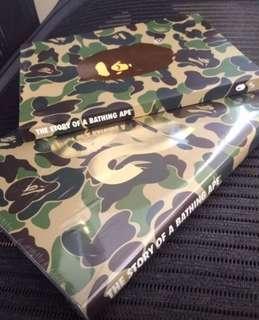 Bape book 中文版