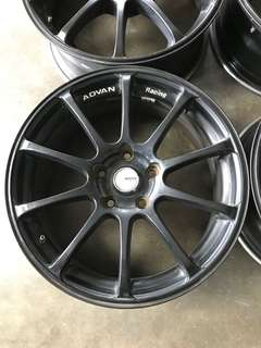 Rim Advan RS 17 inch civic lancer inspira exora