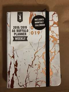 Typo A6 buffalo planner