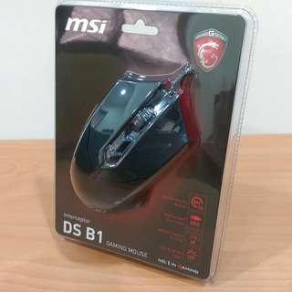 【全新品】【平價超值電競鼠】微星 MSI Interceptor DS B1 電競滑鼠 砝碼可調重量