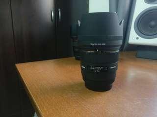 Sigma 85mm f/1.4 EX DG HSM non art