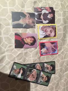 GOT7 eyes on you photocards and preorder benefits