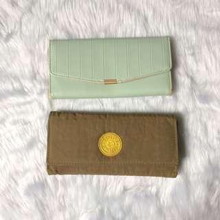 Kipling x Sm Accessories Wallet Bundle