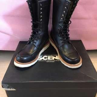Scene boots 中筒靴 馬丁靴