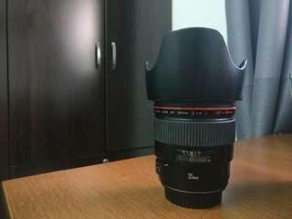 Canon 35mm f/1.4L mark 1 35L