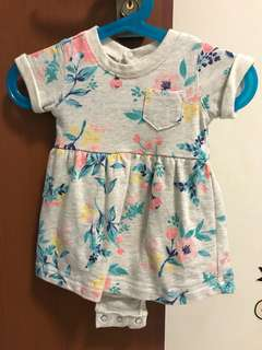 [As Good As New] Carter's Baby Girl Dress