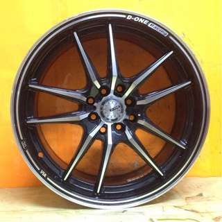 SPORT RIM 17inch D-ONE RACING