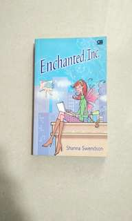 Enchanted,Inc - Shanna Swendson