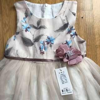 BN Floral Dress / Gown