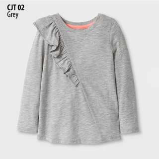 CJT 02 LONG SLEEVE GRAPHIC T-SHIRT