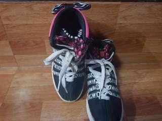 kswiss black shoes