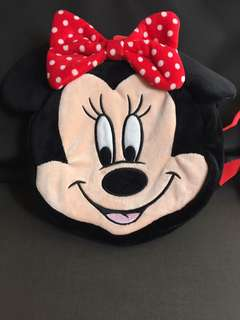 Minnie Mouse bagpack H&M