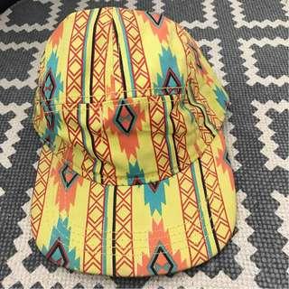 FOEVER 21 yellow cap