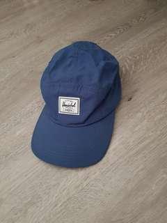 🚚 Herschel supply cap (blue)