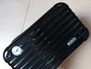 Brand new - Rimowa x airline flight bag in black