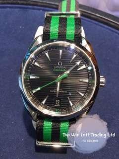 Omega Seamaster系列腕錶