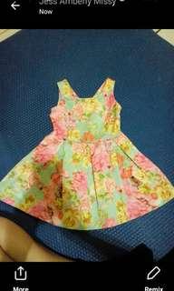 2 branded dresses