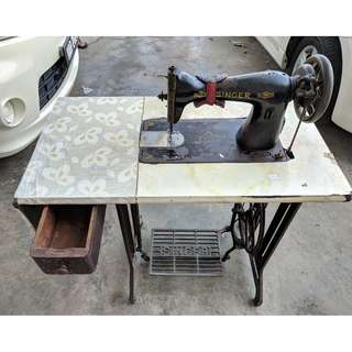 Old Singer Sewing Machines [STILL CAN USE] [FREE DELIVERY]