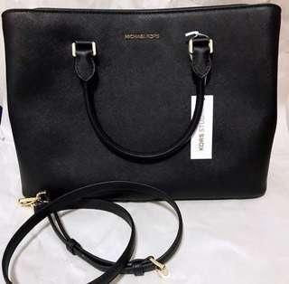 Michael Kors Savannah XL Leather Bag