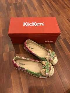 Kickers shoes girls