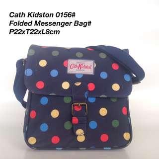 Tas Selempang Cath Kidston Folded Messanger Bag 0156 - 8