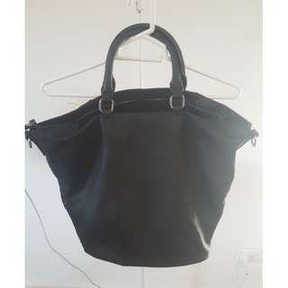 Mango Black bag with strap