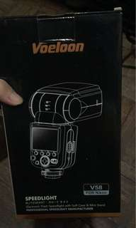 Voeloon V58 Speedlight for Nikon