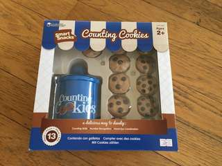 Learning Resources - Counting Cookies