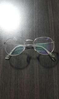 Kaca mata transparant / dragonfly