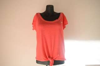 Hollister California Tie Knot Top