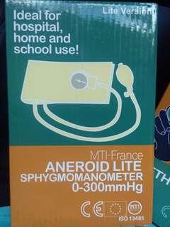 Stethoscope & Sphygmomanometer