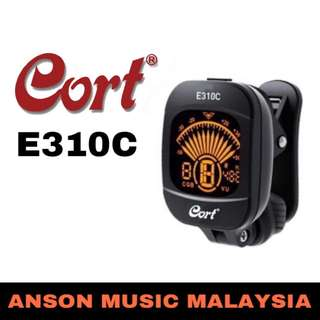 Cort E310C Clip-On Tuner