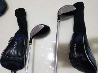 Golf Fairway Wood 3 & Wood 5