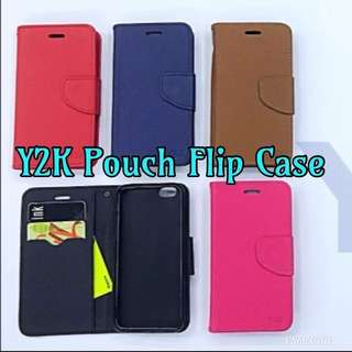 Y2K Pouch Flip Case Casing Cover