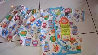 Baju bayi merk velvet