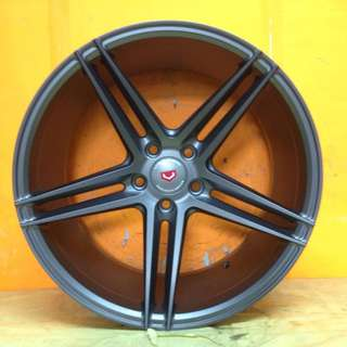 SPORT RIM 19inch VOSSEN DESIGNS WHEEL
