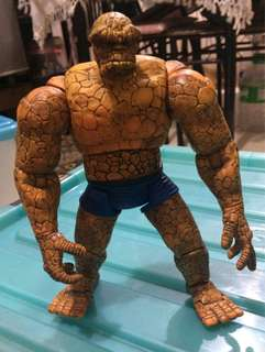 Fantastic Four The Thing (Loose Box)