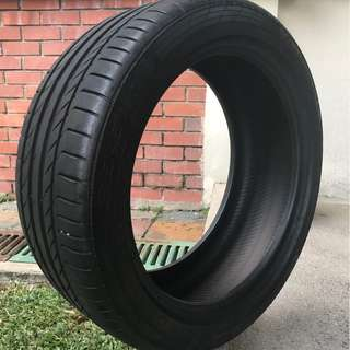 Continental Run Flat 225/45 R 17 W (One Tyre)