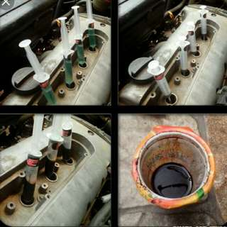 SERVICE ENGINE BY CARBONSPEED-PROCLEAN
