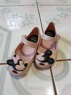 Mini Melissa mickey&minnie size US9