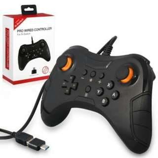 Dobe pro wired Controller for nintendo switch