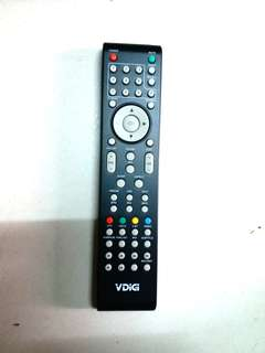 V digi tv remote control 100 percent working