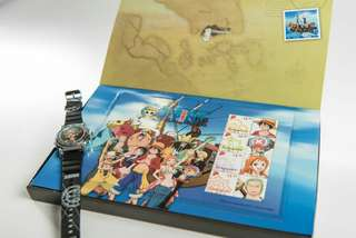 (Special!) One Piece MyStamp Collection