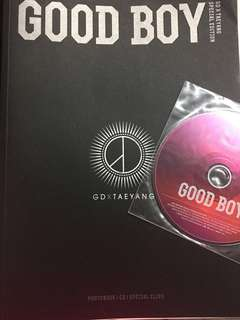 Gd & Taeyang Good Boy
