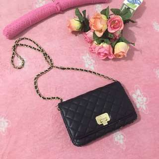 Charles and Keith Purse Sling
