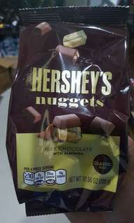 Hershey's NUGGETS ALMONDS 299g