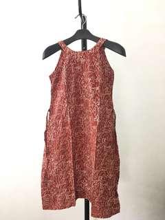 Dress batik trusmi