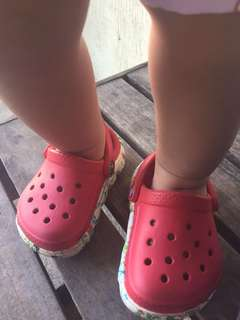 REPRICED!!Authentic CROCS