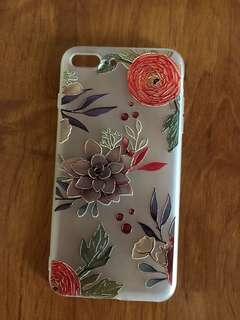 3D Flower Case